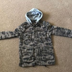 Camp jacket
